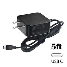 USB Type C AC Charger Power For ASUS ZenBook Flip S UX370UA UX370U UX370 Laptop