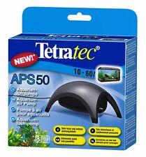 Tetra APS50 Silent Aquarium Air Pump for 10 - 60 Litre Fish Tanks FREE UK P&P