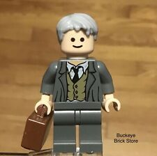 LEGO Businessman Executive Manager Partner Trial Lawyer Boss Owner Grandfather