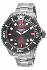 New Mens Invicta 19802 Grand Diver Gen II Automatic Steel Bracelet Watch