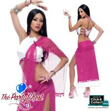LADIES BOLLYWOOD BEAUTY COSTUME Sexy Bollywood Dancer Fancy Dress Outfit 31115