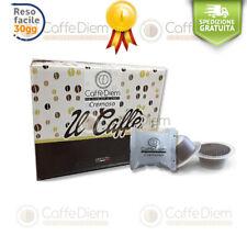 Caffe CaffèDiem 100 Capsule Cialde Compatibili Clone Bialetti* Miscela Cremoso