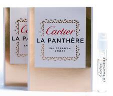 2 x CARTIER PERFUME LA PANTHERE EAU DE PARFUM LEGERE WOMEN SAMPLE SPRAY NEW