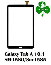 "For Samsung Galaxy Tab A 10.1"" SM-T580 T585 Touch Screen Digitizer Glass Black"