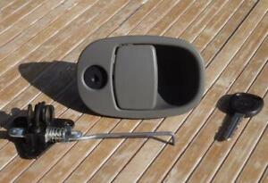 Chevy Trailblazer Glove Box Latch '02-05 Glovebox Compartment Handle GRAY Envoy