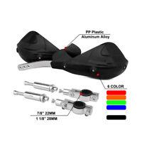Universal Motorcycle Aluminum Hand Guard Handguard Brush Bar Enduro Dirt Bike