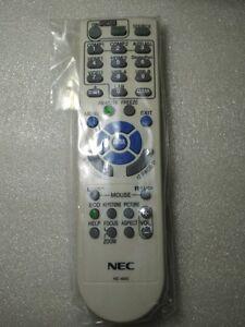 BRAND NEW original NEC RD-469E projector remote control