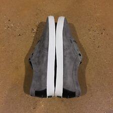 DVS El Porto Size 12 US Charcoal Suede BMX Boat Skate Shoes Sneakers Deadstock