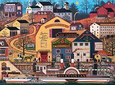 Buffalo Games Charles Wysocki The Bostonian Jigsaw Puzzle 1000 Piece