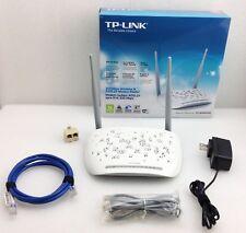 TP-LINK 300Mbps Wireless N ADSL2+ Modem Router (TD-W8961ND)