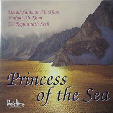 ALI KHAN / R.SETH / CHRIS HINZE - PRINCESS OF THE SEA - CD