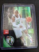 2009-10 Adrenalyn XL Special Boston Celtics Basketball Card #2 Ray Allen