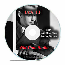 Box 13, 783 Classic Old Time Radio Shows, Fiction, Drama, Action OTR mp3 DVD G22