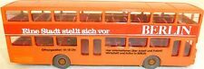 Orange laquée Berlin une Ville fournit lui-même MAN CARTE SD 200 WIKING Bus H0 1