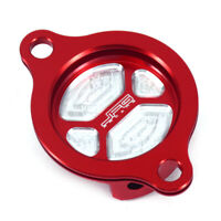 Oil Filter Cover Caps For Honda CRF CRF250R 2010-2016 2011 2012 2013 2014 2015