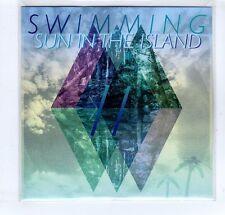 (GP56) Swimming, Sun In The Island - 2011 DJ CD