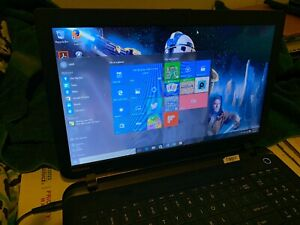 "Toshiba C55-B5161   15.6""(750GB,N2830,2.16GHz,4GB,HDMI) WIN7 & WIN10 OFFICE2016"