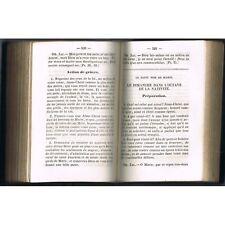 ANNÉE EUCHARISTIQUE Actions de Grâces pour la Sainte Communion par A.M.D.G. 1851