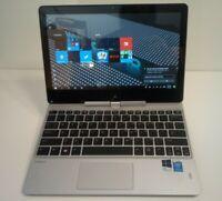 💻HP EliteBook Revolve 810 G3  i5-5200U(2.2GHz) 250GB SSD 12GB RAM Touchscreen