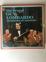 The Best of Guy Lombardo and His Royal Canadians  Box Set (1975)