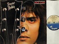 TREVOR RABIN face to face CHR 1221 A1/B1 1st uk press chrysalis LP PS EX/VG+