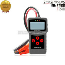 Car Battery Tester Analyzer 12V 24V Truck Motorcycle Automotive Diagnostic Tool