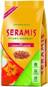 Seramis Ton-Granulat als Pflanzenerden-Ersatz für Topfpflanzen Grün- 15 Liter