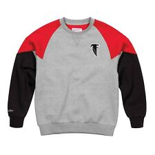 Atlanta Falcons NFL Mitchell & Ness Men's Grey Men Sweatshirt