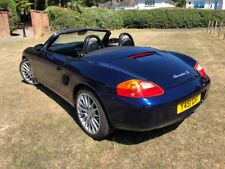 986 Boxster S  3.2, 2001