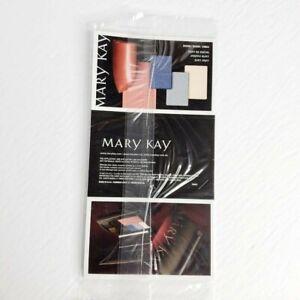 Mary Kay Sample Card Lot Of 5 PINKS - Eyeshadow Blush Lipstick