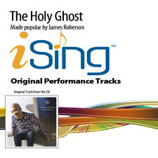 Carroll Roberson - The Holy Ghost - Accompaniment Track