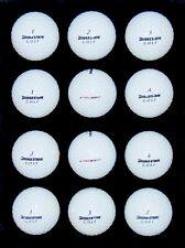 ***** 12 PEARL/A/B Bridgestone TREO SOFT Golf Balls *NOT lake balls*