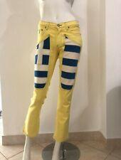 JECKERSON: Pantalone giallo bandiera