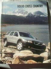 Volvo Cross Country brochure Aug 2001