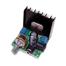 AC/DC 9V-15V/12V 15W+15W TDA7297 Dual Channel Amplifier Board Module #544