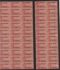 Austria Italy Ne2 Mint Nh 50 stamps catalog $300.00 plus