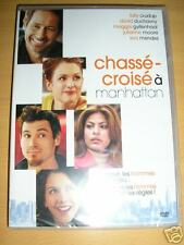 CHASSE-CROISE A MANHATTAN - DVD NEUF - DUCHOVNY