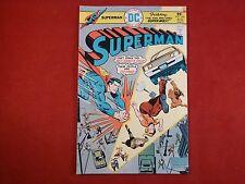 SUPERMAN  #290 FINE / VERY FINE Comics Book ~ AUG 1975