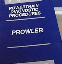 2002 PLYMOUTH PROWLER POWERTRAIN DIAGNOSTICS PROCEDURES Service Repair Manual
