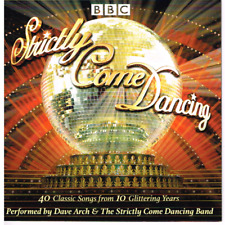 BBC - Strictly Come Dancing - Dave Arch Band - 40 Classic Songs & Dances CD