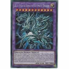 TN19-EN001 Blue-Eyes Alternative Ultimate Dragon | YuGiOh Prismatic Secret Rare