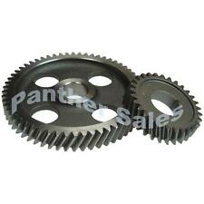 Chevy Marine 350 5.7 5.7L Timing Gear Set Gears reverse rotation engine.