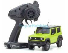 Kyosho Mini-Z Crawler Suzuki Jimny Sierra Kinetic MX-01 4WD 1/18 KT-531P 32523Y