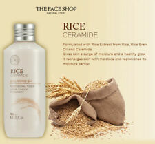THE FACE SHOP Rice Ceramide Moisturizing Toner  150ml REIS CERAMIDE SERUM WASSER