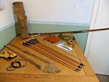 Handmade Traditional Longbow & Arrows with Accessories