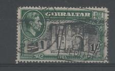 Used Postage Gibraltar Stamps