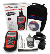 KW808 Autel Diagnostic Scanner Code Reader Car Tool MaxiScan CAN OBDII OBD2 EOBD
