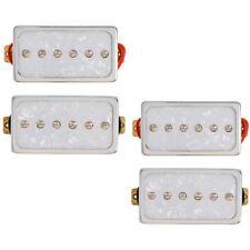 Micros à bobines simples Bridge and Neck LP Guitare électrique de remplacement