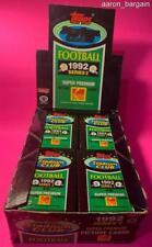 3 1992 Topps Stadium Club Series 2 PACK LOT Barry Sanders/Emmitt Smith/Legends?