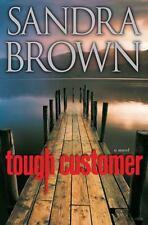 Tough Customer by Sandra Brown (2010, Hardcover)